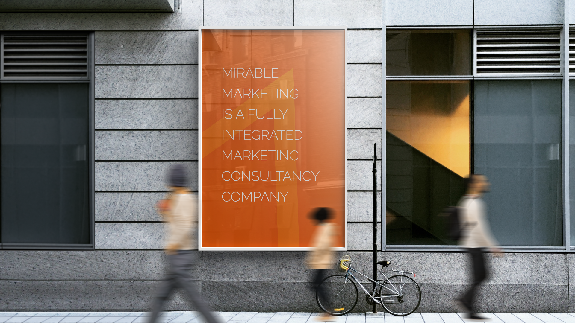 Fully Integrated Marketing Consultancy